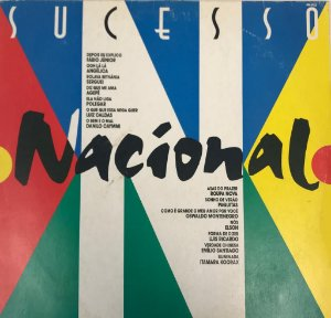 LP - Various – Sucesso Nacional