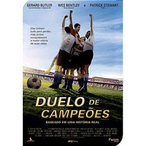 DVD - Duelo de Campeões / Honra e Liberdade ( Dois filmes em 1 dvd)