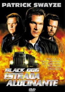 DVD - Black Dog Estrada Alucinante.
