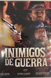 DVD - Inimigos de Guerra