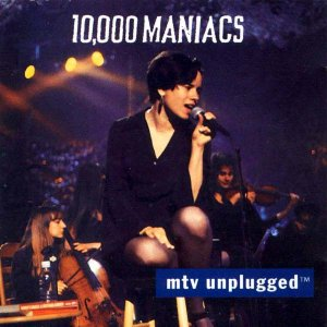 CD - 10,000 Maniacs – MTV Unplugged