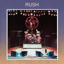 CD - Rush ‎– All The World's A Stage