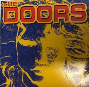 CD - The Doors ‎– The Doors
