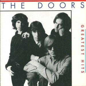 CD - The Doors ‎– Greatest Hits