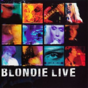 CD - Blondie – Live - IMP