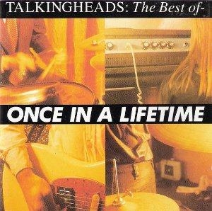 CD - Talking Heads – Once In A Lifetime - The Best Of