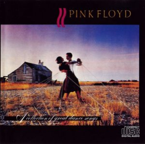 CD - Pink Floyd ‎– A Collection Of Great Dance Songs