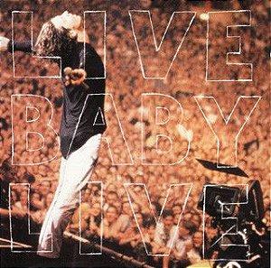 CD - INXS – Live Baby Live
