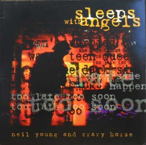 CD - Neil Young & Crazy Horse – Sleeps With Angels -  IMP