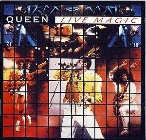 CD -- Queen – Live Magic