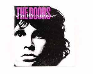 CD - The Doors – When The Music is Over