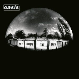 CD - Oasis  ‎– Don't Believe The Truth