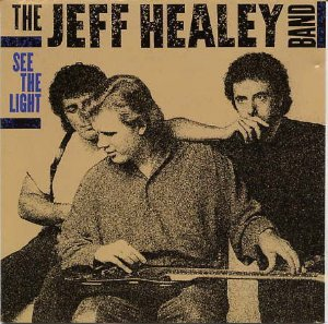 CD - The Jeff Healey Band ‎– See The Light - IMP
