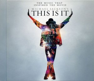 CD - Michael Jackson ‎– This Is It (Digipack)