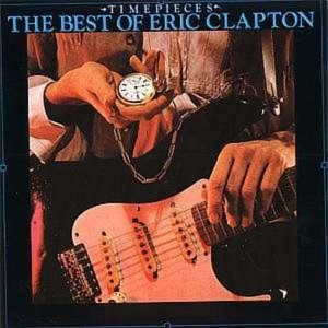 CD - Eric Clapton ‎– Time Pieces (The Best Of Eric Clapton)