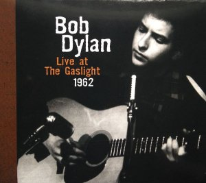 CD - Bob Dylan ‎– Live At The Gaslight 1962 (Digipack)