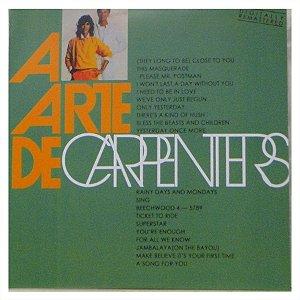 CD - Carpenters – A Arte De Carpenters
