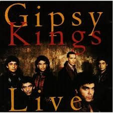 CD - Gipsy Kings ‎– Live