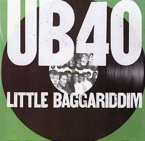 CD - UB40 – Little Baggariddim