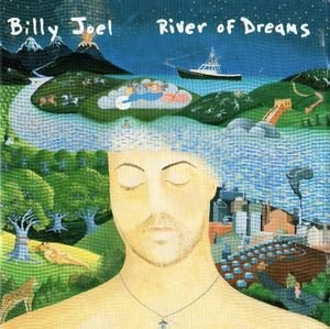 CD - Billy Joel ‎– River Of Dreams