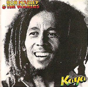 CD - Bob Marley & The Wailers – Kaya
