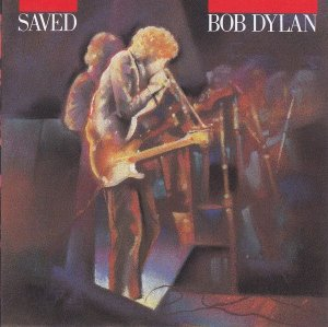 CD - Bob Dylan ‎– Saved