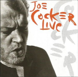 CD - Joe Cocker ‎– Joe Cocker Live