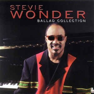 CD - Stevie Wonder ‎– Ballad Collection