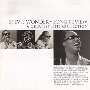 Stevie Wonder – Song Review (A Greatest Hits Collection)
