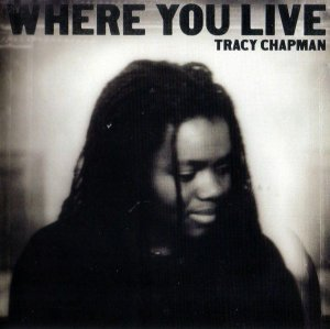 CD - Tracy Chapman ‎– Where You Live - IMP