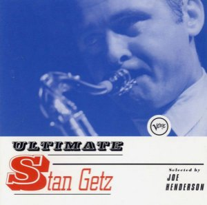 CD - Stan Getz ‎– Ultimate Stan Getz
