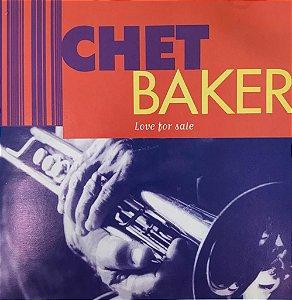 CD - Chet Baker – Love For Sale