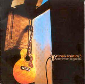CD - Emmerson Nogueira – Versão Acústica - Vol.3