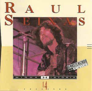 CD - Raul Seixas – Minha História