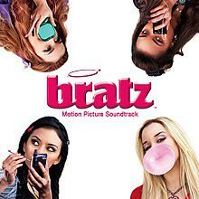 CD - Bratz And Various ‎– Bratz: Trilha Sonora Do Filme