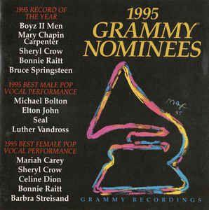CD - Grammy Nominees 1995 (Vários Artistas)