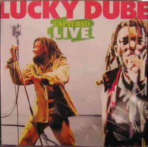 CD - Lucky Dube ‎– Captured Live
