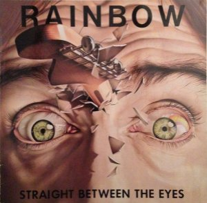 CD - Rainbow – Straight Between The Eyes - IMP - USA