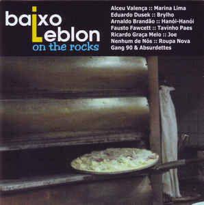 Various – Baixo Leblon On The Rocks