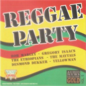 CD - Reggae Party - Vol. 5 (Vários Artistas)