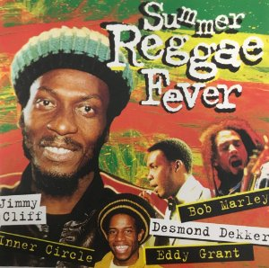 CD - Various ‎– Summer Reggae Fever
