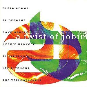 Various – A Twist Of Jobim