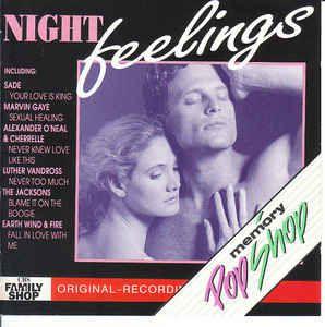 CD - Various – Night Feelings