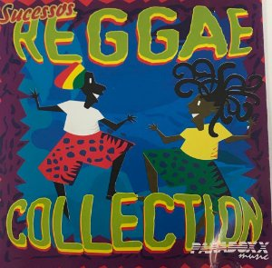 Various ‎– Sucessos Reggae Collection