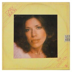 LP - Carly Simon - Star Collection