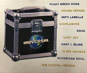 CD -  Various – Universal (Cd Promocional)