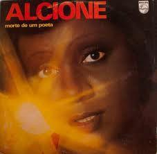 LP - Alcione – Morte de Um Poeta