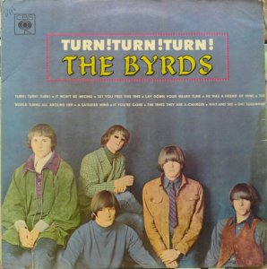 Comp - The Byrds ‎– Turn! Turn! Turn!