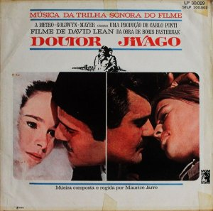 LP - DOUTOR JIVAGO - Maurice Jarre (TSO do Filme)
