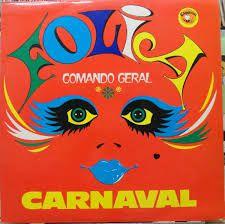 LP - Grupo Dos Foliões – Folia 78 Comando Geral